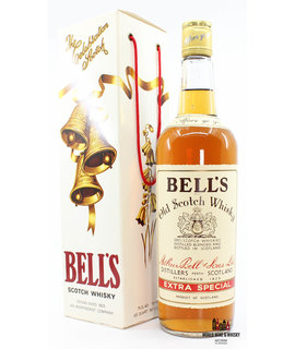Bell's Bell's Old Scotch Whisky - Extra Special - After ye go - Duty Free London Airport 43% 750ml