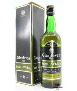 Glenleven Glenleven 12 Years Old - Bottled in the 60s 43% 750ml