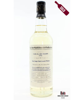 Caol Ila Caol Ila 12 Years Old 1990 2002 Signatory Vintage - Cask 13937 46% (one of 851 bottles)