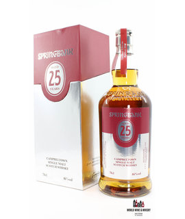 Springbank Springbank 25 Years Old 2020 Limited Edition 46% (one of 1200 bottles)
