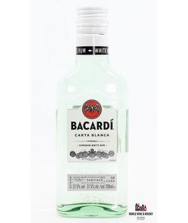 Bacardi Bacardi Carta Blanca - Superior White Rum 37,5% 200ml (small bottle)