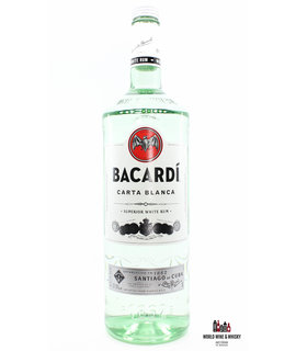 Bacardi Bacardi Carta Blanca - Superior White Rum 37,5% 3L XXL (3 Litre)