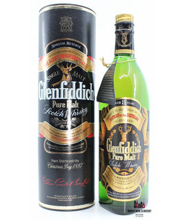 Glenfiddich Glenfiddich 8 Years Old Pure Malt 43% 750ml (bottled in the 70/80s)