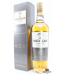 Macallan Macallan 10 Years Old - Fine Oak - Triple Cask Matured 40% 700ml (in cardboard case)
