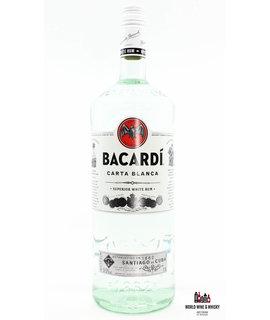 Bacardi Bacardi Carta Blanca - Superior White Rum 37,5% 1,5L (1500 ml)