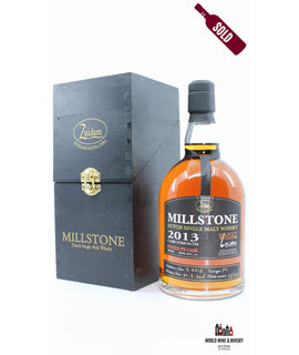 Millstone Millstone 3 Years Old 2013 2016 Peated XP Cask - Whisky in Leiden 56.6% (one of 332)
