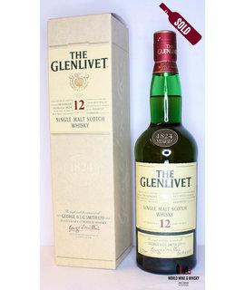 Glenlivet Glenlivet 12 Years Old 40% (bottled in 2009)