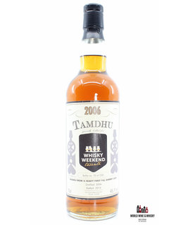 Tamdhu Tamdhu 9 Years Old 2006 2016 Whisky Weekend Twente - UD-bottler 45.1%