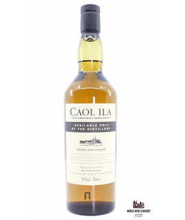 Caol Ila Caol Ila 2007 Available only at the Distillery - Natural Cask Strength 58.4%