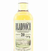 Bladnoch Bladnoch 20 Years Old 1990 2010 - Cask 136 - New Label 52.4%