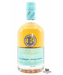 Bruichladdich Bruichladdich 2008 Full Strength - Special Edition - International Malt Whisky Festival Gent 56.5%