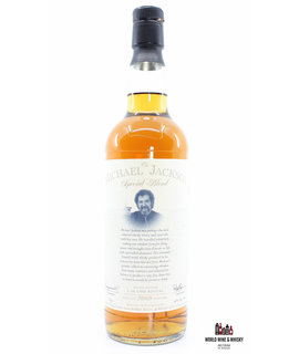 Blended Whiskies The Michael Jackson 2009 Special Blend 43% (one of 1000 bottles)