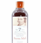 Invergordon Invergordon 7 Years Old 2006 2014 Burns Malt - Cask 901446 - Oloroso Sherry Octave 61.5%