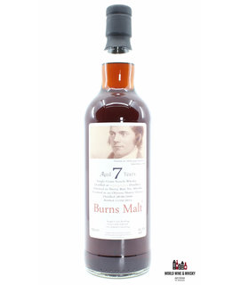 Invergordon Invergordon 7 Years Old 2006 2014 Burns Malt - Cask 901446 - Oloroso Sherry Octave 61.5%