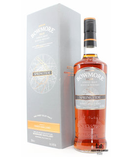 Bowmore Bowmore Springtide 2016 - Finest Oak Casks 54.9% (one of 4000 bottles)