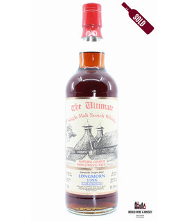 Longmorn Longmorn 17 Years Old 1996 2013 The Ultimate - Cask Strength - Cask 72315 57.5%