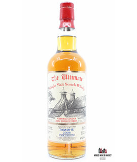 Tamdhu Tamdhu 9 Years Old 2006 2015 The Ultimate - Cask Strength - Cask 921 65.0%