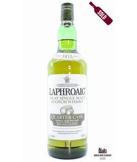 Laphroaig Laphroaig Quarter Cask - Double Cask Matured 48% 1 Litre (1000ml)