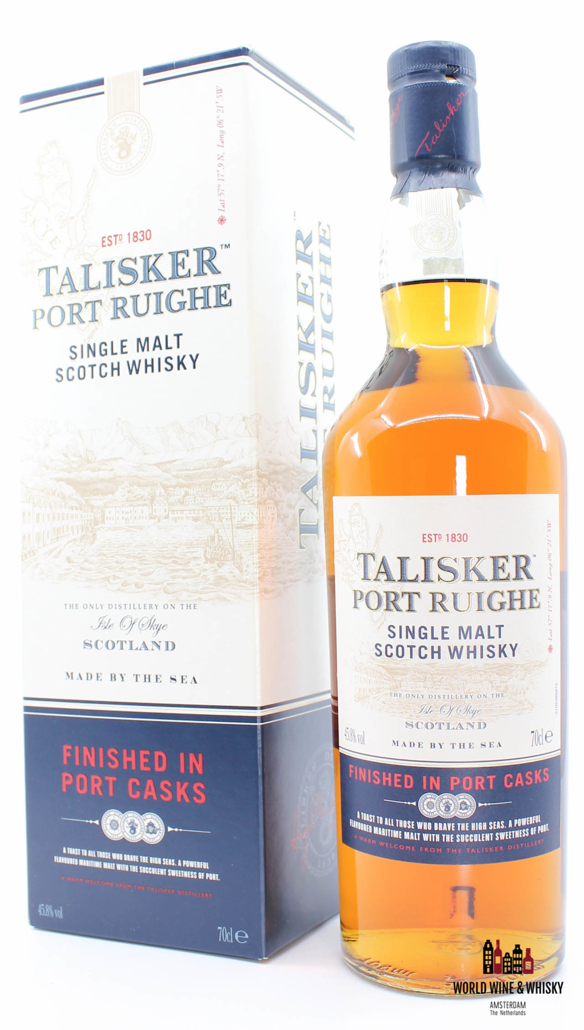 Talisker Talisker Port Ruighe 2013 - Made by the Sea 45.8% 700ml