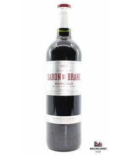 Chateau Brane-Cantenac Chateau Brane-Cantenac - Baron de Brane 2005 (Second wine)