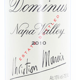 Dominus Dominus Estate 2010 - Napa Valley - Christian Moueix - 100 Parker Points (in OWC)