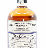 Glenlivet The Glenlivet 16 Years Old 1991 2008 Cask GL 16 008 - Chivas Brothers - Cask Strength Edition 59.8%