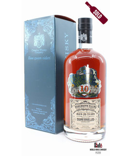North Highland North Highland 20 Years Old 1995 2015 - 10th Anniversary of Creative Whisky Company 54.6% (one of 271 bottles)