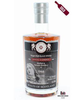 Tomatin Tomatin 45 Years Old 1966 2011 Angel's Choice - Malts of Scotland - Cask MoS 11021 46.9%