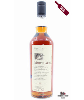 Mortlach Mortlach 16 Years Old - Flora & Fauna 43% 700ml