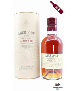 Aberlour Aberlour 2010 A'bunadh - Batch No. 35 - Spanish Oloroso Sherry 60.3%