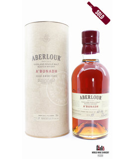 Aberlour Aberlour 2016 A'bunadh - Batch No. 55 - Spanish Oloroso Sherry 60.9%