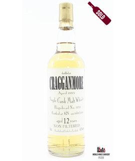 Cragganmore Cragganmore 12 Years Old 1993 2006 - Cask  1959 - Bladnoch Forum 62%