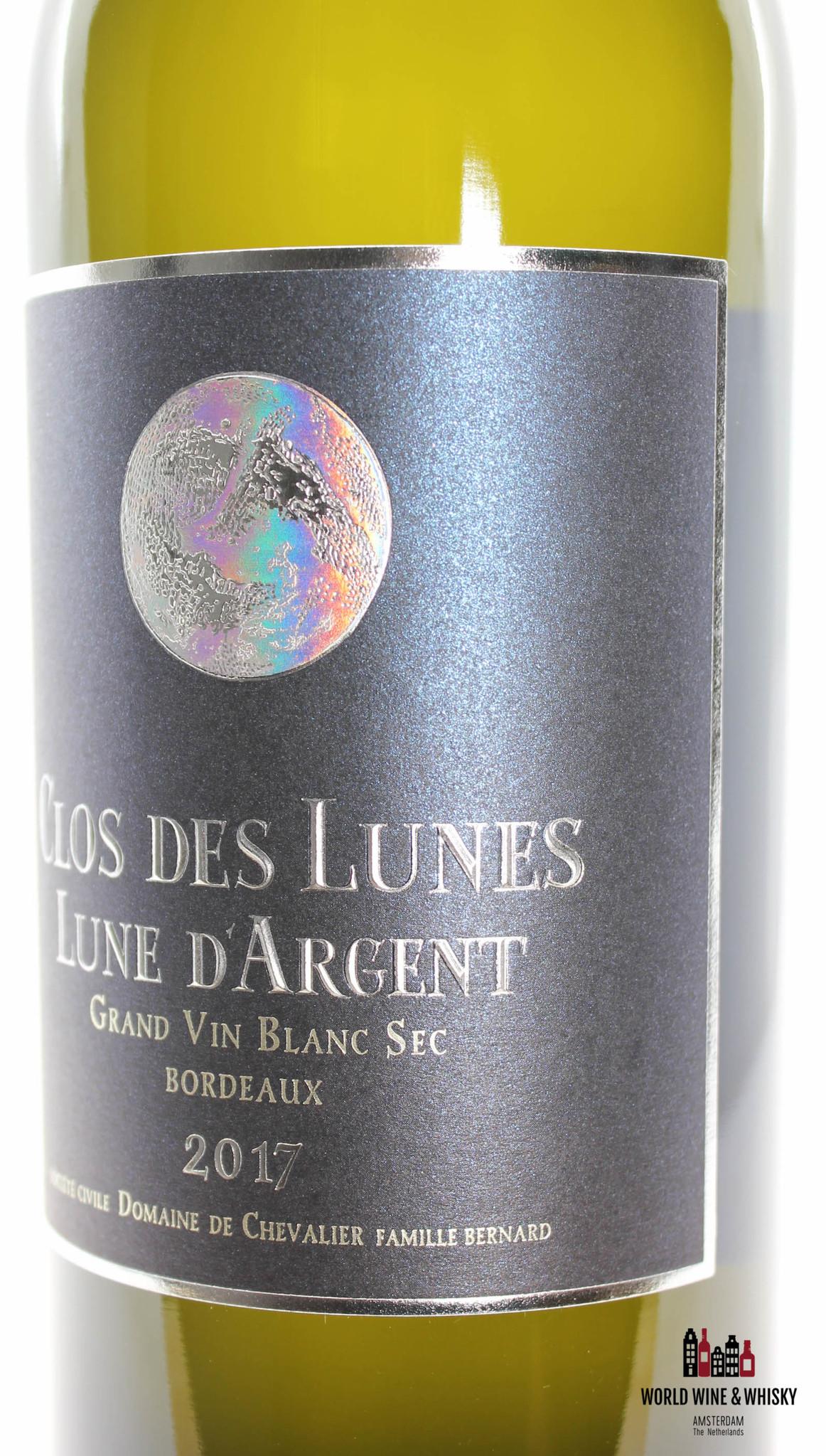 Clos des Lunes Clos des Lunes - Lune d'Argent 2017 Grand Vin Blanc Sec (Bordeaux)