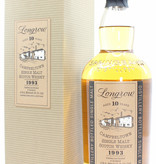 Springbank Longrow 10 Years Old 1993 2003 Campbeltown Single Malt 46% (Springbank)