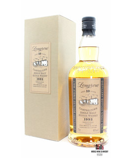 Springbank Longrow 10 Years Old 1993 2003 Campbeltown Single Malt 46% (Springbank)