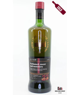 Miltonduff Miltonduff 33 Years Old 1984 2018 SMWS 72.68 -  Perfumed, sweet and summery 52.1%