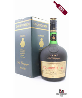Courvoisier Courvoisier VSOP Fine Champagne - The Brandy of Napoleon Cognac 1 litre