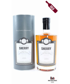 Malts of Scotland Sherry 15 Years Old 2016 - Malts of Scotland 46%