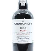 Churchill's Churchill's 1994 Port LBV - bottled in 2000 - Late Bottled Vintage