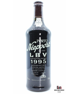 Niepoort Niepoort Porto LBV 1995 - bottled in 1999 - Late Bottled Vintage
