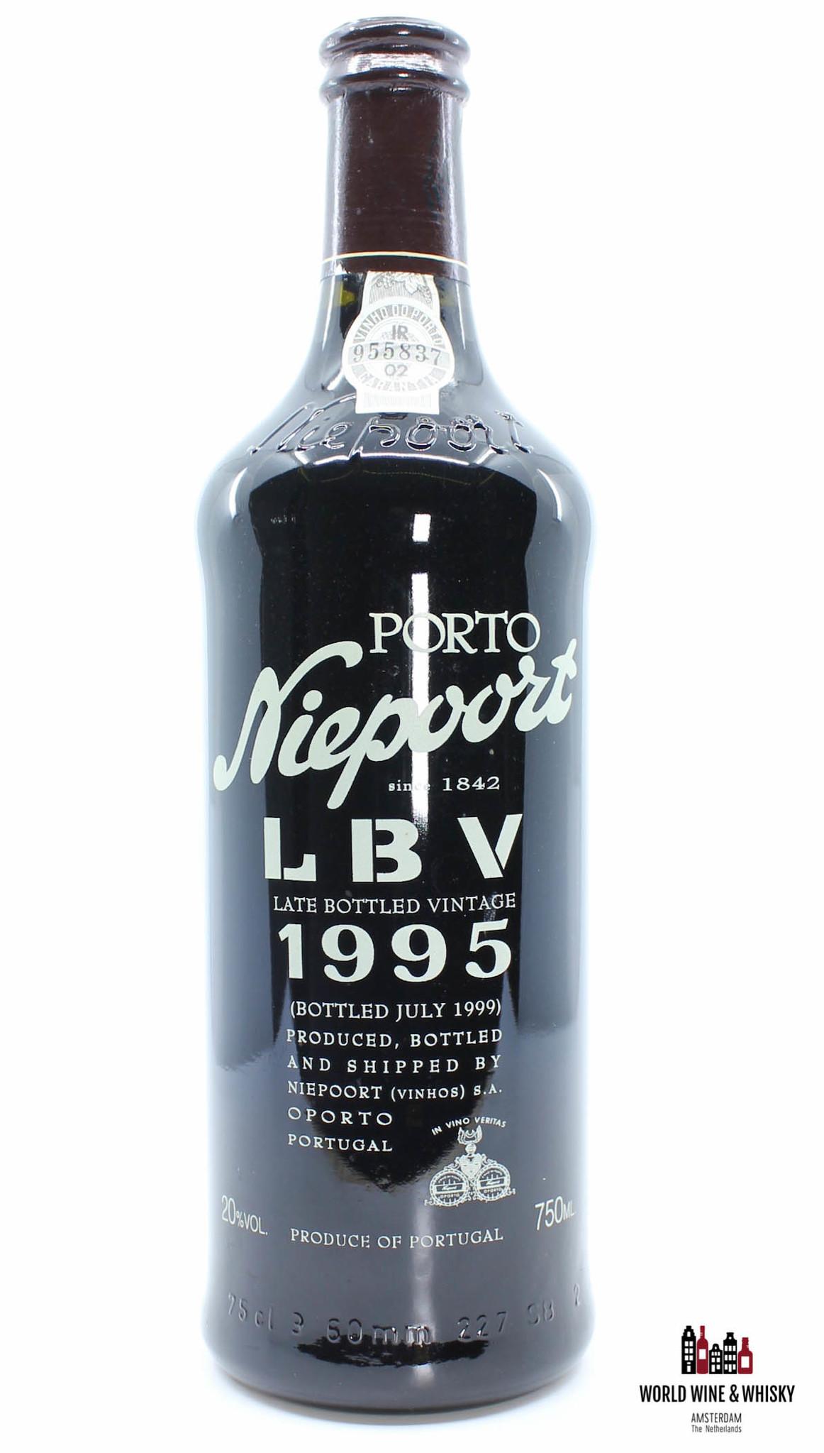 Niepoort Niepoort Porto LBV 1995 - bottled in 1999 - Late Bottled Vintage