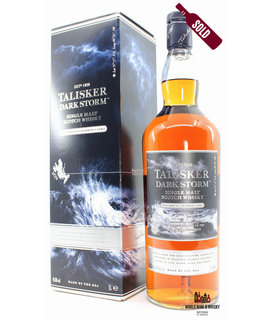 Talisker Talisker Dark Storm 2014 - Travel Retail Exclusive  45.8% 1 Litre (1000 ml)