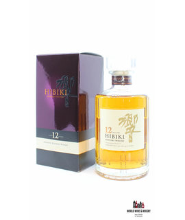 Hibiki Hibiki 12 Years Old - Suntory Whisky - Japanese Blended Whisky 500ml
