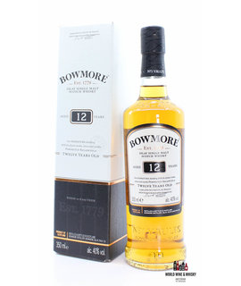 Bowmore Bowmore 12 Years Old Islay Single Malt Scotch Whisky 40% 350ml (35cl)