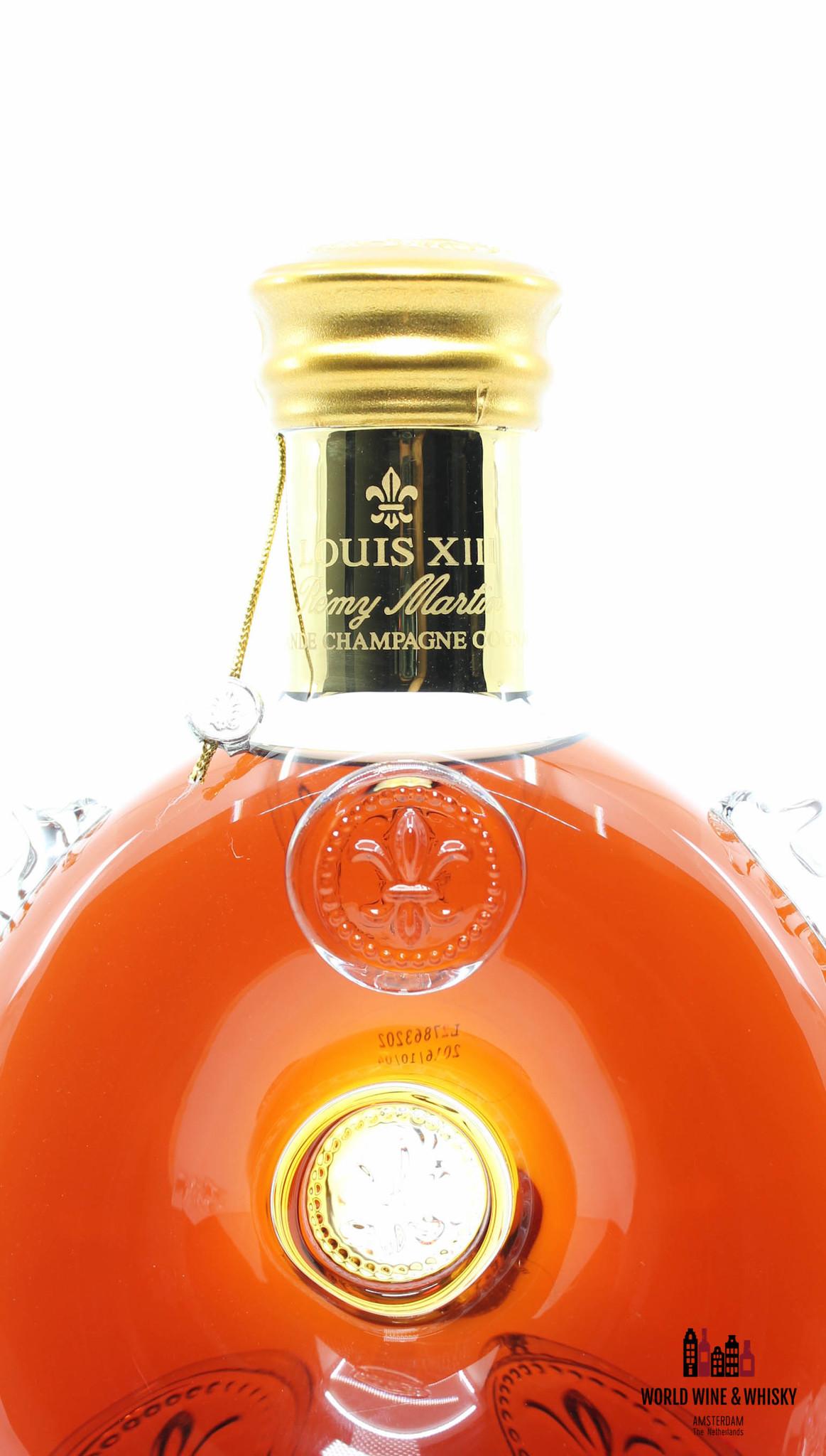 Rémy Martin Rémy Martin Louis XIII - Grande Champagne Cognac 40% (in luxury case)