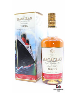 Macallan Macallan Thirties 2001 - Travel Series 1930's 40% 500ml