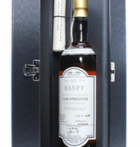 Banff Banff 37 Years Old 1971 2008 - Cask 633 - Dead Whisky Society 53.3% (Closed Distillery)