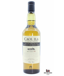 Caol Ila Caol Ila 2007 -  Bottled only for the Friends of the Classic Malts 43%