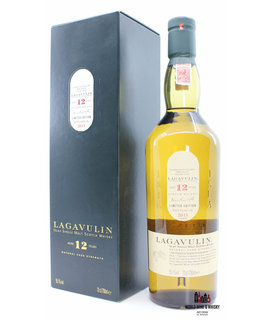 Lagavulin Lagavulin 12 Years Old 2013 - 13th Release Diageo Special Releases 55.1%