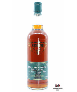 Bruichladdich Bruichladdich 15 Years Old 1989 2004 - Cask 1957 - Gordon & MacPhail (GM) - Reserve 57.9% (1 of 275)